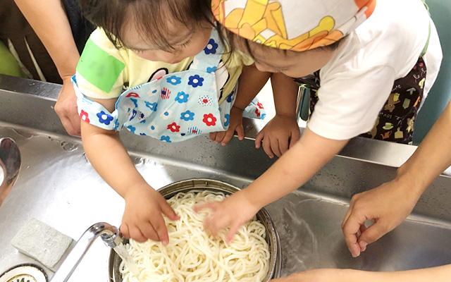 ジャージャー麺作り3