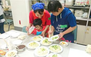 ジャージャー麺作り5